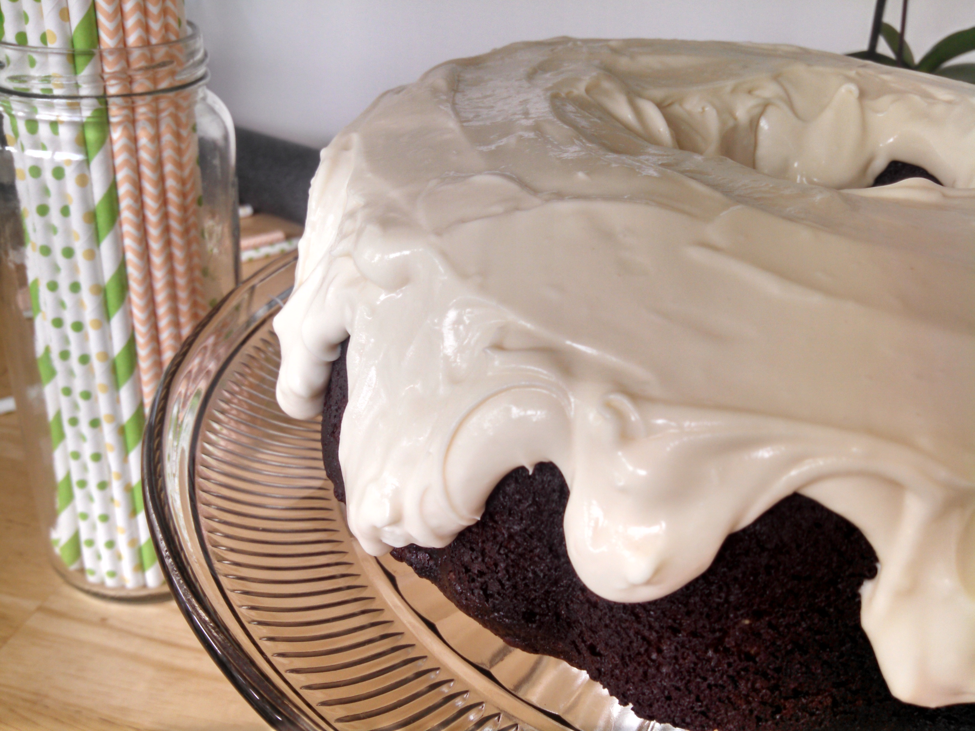 St Patrick S Drunk Bundt Cake